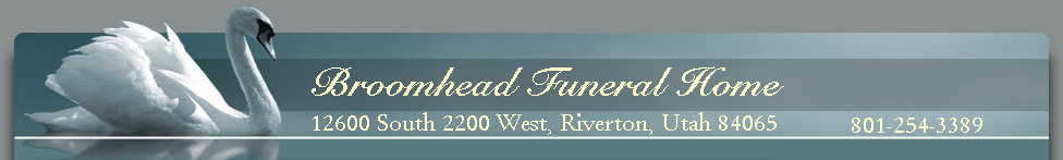 Broomhead Funeral Home